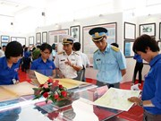 """""""越南黄沙和长沙两个群岛—历史证据和法律依据""""资料展在广南省举行"""
