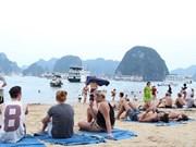 英国《每日电讯报》推介越南被列入避寒的理想旅游目的地名单