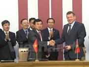 越白政府间经贸和科技合作委员会第12次会议在明斯克召开