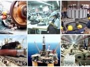 2015年前10个月越南工业生产指数涨逾10%
