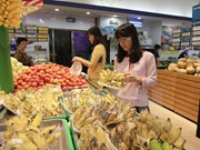 2015年前10个月越南消费品零售总额同比增长9.6%