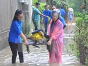 韩国帮助越南升级东北地区自然灾害预报与预警系统