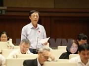 越南第十三届国会第十次会议发表第八号公报