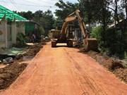 富寿省新农村建设有起色
