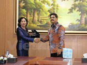 越南与印尼加强司法领域合作