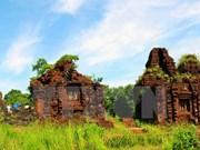 意大利政府对越南广南省遗迹修缮与遗产保护工作提供有关培训的援助