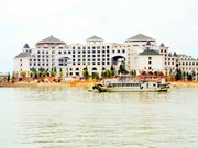 Vinpearl豪华珍珠下龙海滨度假酒店区正式开门迎客
