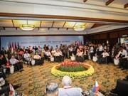 第三届东盟国防部长非正式会议在马来西亚开幕