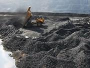 今年越南煤炭矿产工业集团累计收入微降