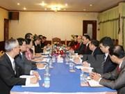越南与老挝边境地区合作取得丰硕结果