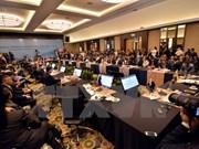 第三届东盟防长扩大会议在马来西亚吉隆坡开幕