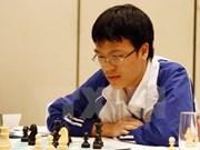 越南棋手黎光廉升至世界第33位
