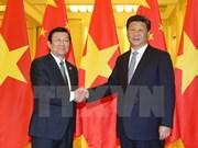 中共中央总书记、国家主席习近访越:越中关系保持积极发展趋势