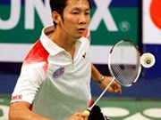 2015年巴林羽毛球国际挑战赛:阮进明闯入第三轮