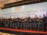 东盟防长扩大会议:加强防务合作 维护地区和平稳定