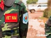 越南积极参与联合国维和行动