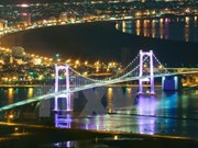 今年前10个月岘港市接待游客量达400万人次