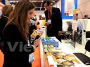 越南在英国伦敦国际旅游展推介国家旅游形象