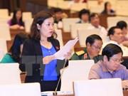 越南第十三届国会第十次会议发表第十三号公报