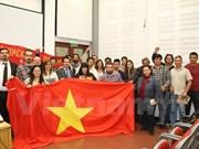 阿根廷大学生了解越南历史