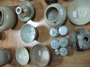 安江省人民捐赠数百件文化实物