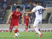 国际足联最新排名:越南队列东南亚地区第三位