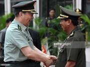 柬埔寨与中国加强防务合作