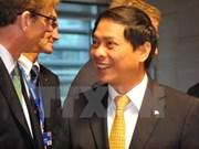 欧盟国家期待欧越自由贸易协定将为越欧经贸合作开辟新篇章