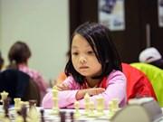 国际棋联2015国际象棋世界青少年分龄锦标赛:阮黎锦贤夺得8岁女子组冠军
