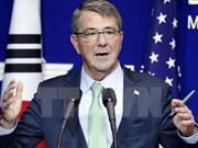 美国对中国在东海填海造岛行动表示担忧