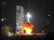 """老挝首颗通信卫星""""老挝一号""""即将发射升空"""