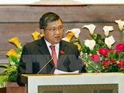 越南第十三届国会第十次会议通过2016年经济社会发展计划的决议