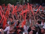 缅甸大选首批计票结果出炉 民盟在仰光区赢得15个席位