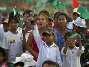 缅甸稳定政局面向发展