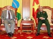 越南与巴西的防务合作潜力巨大