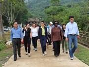 越南和平省有效利用世行提供的贷款资金