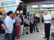 越南胡志明市与美国萨克拉门托市加强人力资源培训领域的合作