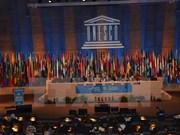 越南高票当选联合国教科文组织执行局委员(2015-2019年)