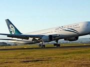 新西兰航空将开通新西兰直达越南胡志明市航线