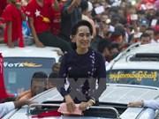 缅甸大选结果:缅甸全国民主联盟赢得下议院196席