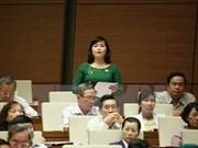 """越南第十三届国会第十次会议:""""儿童""""概念重新定义范围扩大"""