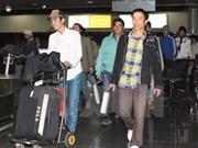 泰国正式接收越南劳工