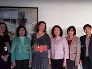 越南与挪威加强职业培训和发展企业的合作