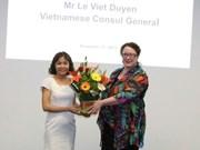 越南教育研讨会在西澳大利亚州举行