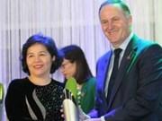 越南四位知名人士荣获新西兰-东盟奖