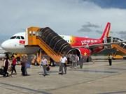 越南捷星太平洋航空公司开通三条新国内航线
