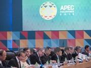 第27届亚太地区经合组织外交与经贸双部长会议圆满结束