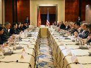 越南国家主席张晋创出席美国企业家座谈会