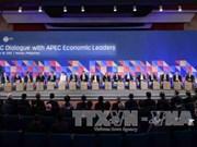 张晋创主席继续出席2015年APEC峰会系列活动