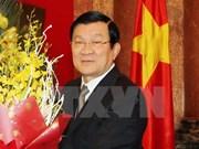 越南国家主席张晋创即将对德国进行国事访问